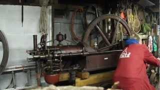 Model A slide valve made by Compagnie Francaise des moteurs a gaz Otto