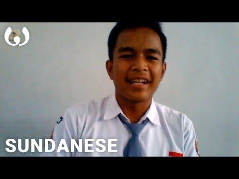 WIKITONGUES: Yusuf speaking Sundanese