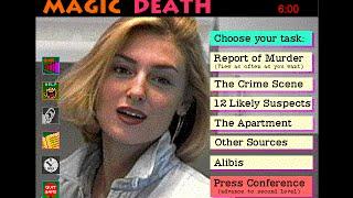 THE MAGIC DEATH / VIRTUAL MURDER II - Intro