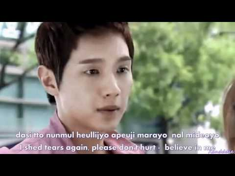 A Thousand Kisses ~ Believe Me(eng/rom sub)