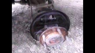 замена заднего тормозного цилиндра нива 21214