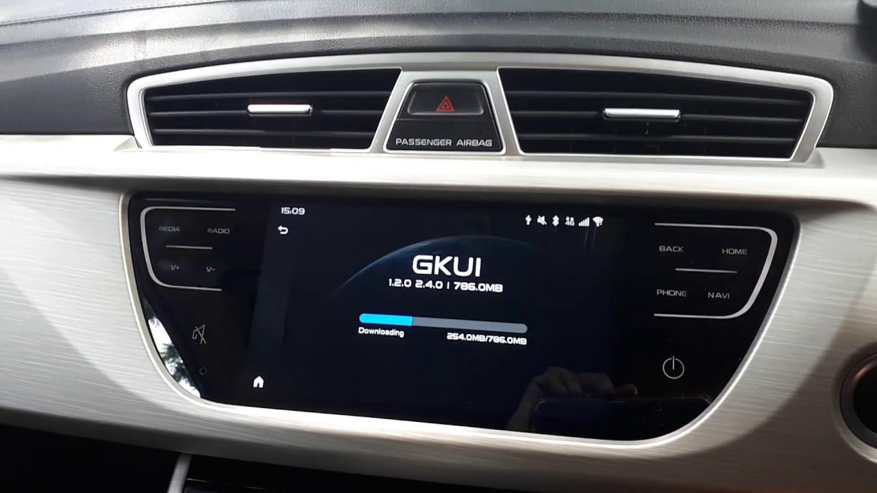 Proton X70 GKUI Upgrade Required Already? (3min)   EvoMalaysia com