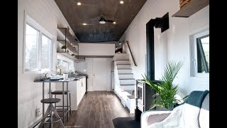 Tiny House On Wheels: The Lilas