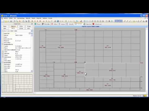 El mejor programa optimizador de cortes madera funnycat tv for Software para diseno de muebles y optimizacion de corte gratis