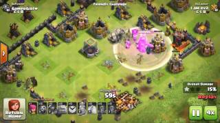 Clash of Clans the story of Robin Hood!