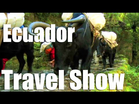 ECUADOR TRAVEL GUIDE: Food, Adventure, and Volcanic Hot Springs!