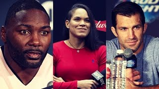 "Rumble Johnson: ""Jon Jones is not in the picture right now""; Nunes rips Ronda's coach; Luke Rockhold"
