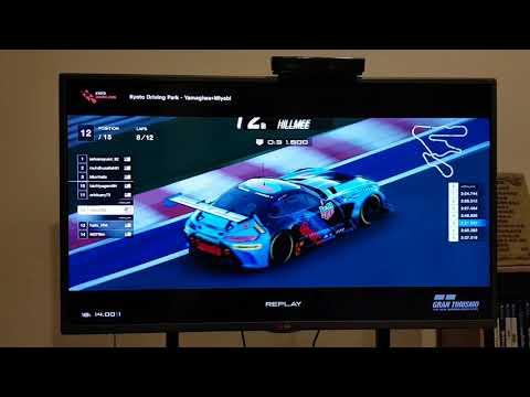 MALAYSIA GT Championship season 2 race 2(kyoto driving park- Yamagiwa+Miyabi) - all the overtaking