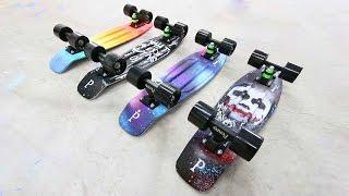 Penny Skateboard Customisation ⚡️