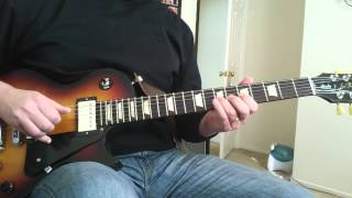 """ Everywhere I Go "" by Junior Kimbrough / Black Keys - Lesson - How To - Instruction"