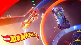 Hot Wheels - Corkscrew You Can Crash 'Em (Official Music Video) | Hot Wheels