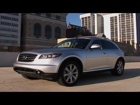 2003-2008 Infiniti FX Pre-Owned Vehicle Review