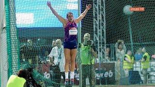 67. Memorijal Boris Hanzekovic - Sandra Perkovic 70,83m MR