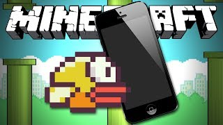 ТЕЛЕФОН С FLAPPY BIRD - Minecraft (Обзор Мода)