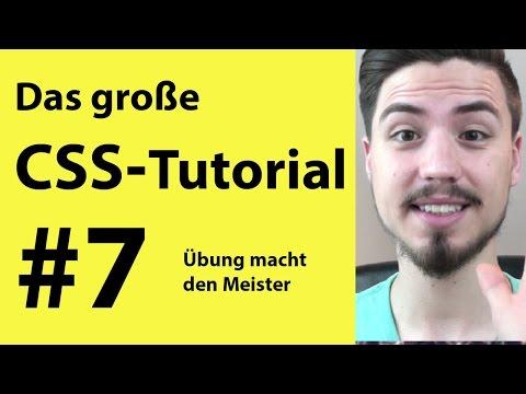 Box Modell In CSS Und HTML Tutorial | CSS Lernen Für Anfänger Deutsch