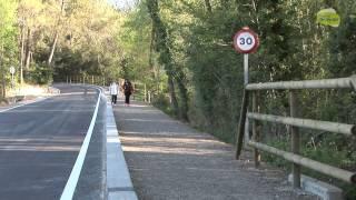 Carril per a bicicletes i vianants de la carretera de circumval·lació de l