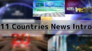 世界のニュースOP(11ヵ国)