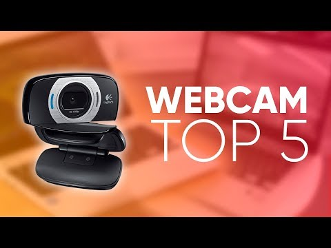 TOP5 : MEILLEURE WEBCAM (2018)