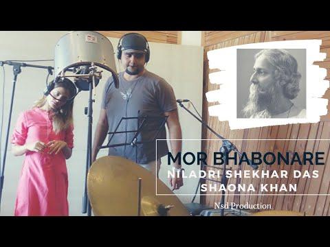 mor-bhabona-re-|-niladri-shekhar-das-feat.-shaona-khan-[exclusive-rabindra-sangeet-cover]-full-hd-**