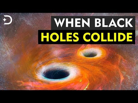 What If All The Black Holes In The Universe Collided?