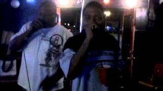 Mic Wise & Mr. Ahmad Rashad Freestyle@Undertones