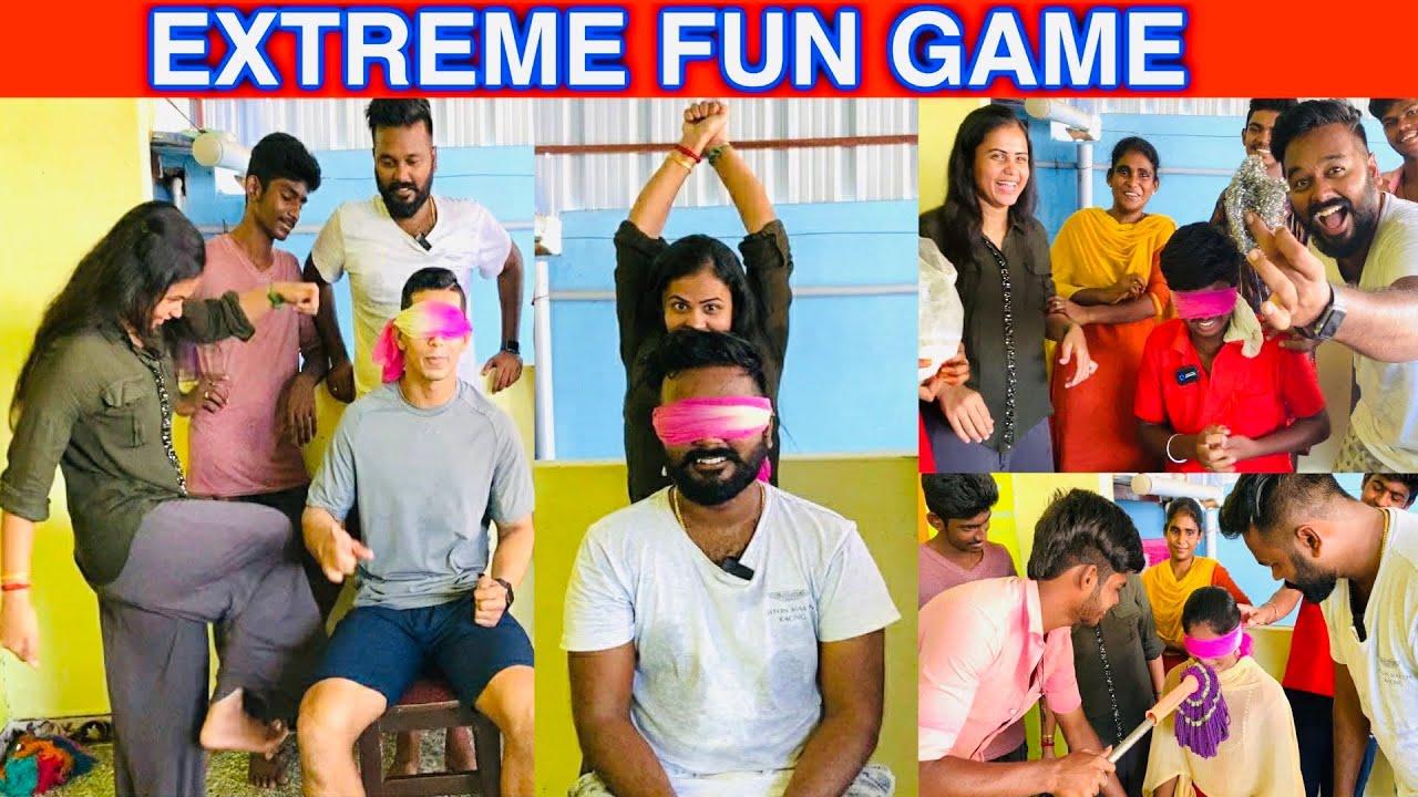Extreme Fun 😃 Laughter Guaranteed   Village Series   Hussain Manimegalai