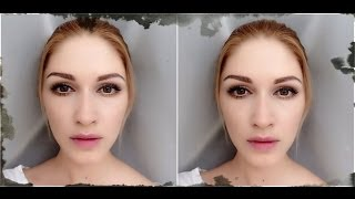 Halloween make up / Макияж Розали /Сумерки / Rosalie Cullen (Hale)