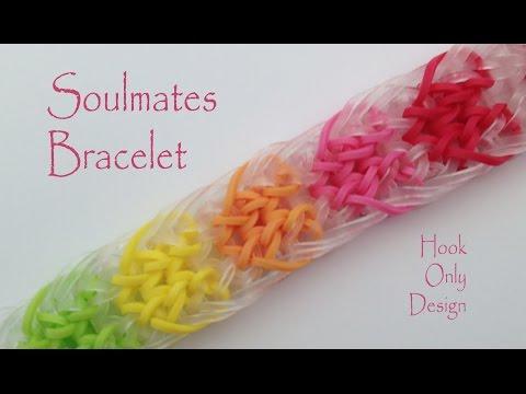 Soulmates Bracelet - Hook Only Design