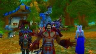Во сне: Альянс (World of Warcraft-прикол)