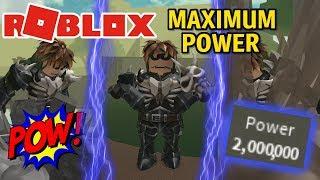 CÓMO OBTENER MAX SIZE! (ROBLOX Titan Simulator)