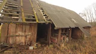 В опустевшей деревне живут всего 2 мужичка