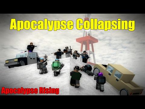 Apocalypse Rising: Apocalypse Collapsing