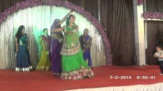 SANGEET MUMMY & MOUSI DANCE