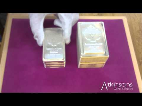 Scottsdale Silver Stacker Bars - Introduction