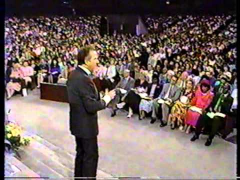 John Osteen's You Can Change Your Destiny 1989