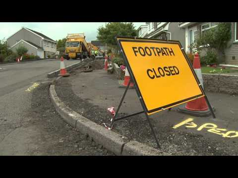 Roads Investment in South Lanarkshire