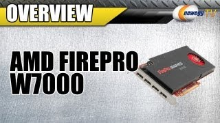 Newegg TV: AMD FirePro W7000 4GB Workstation Video Card Overview