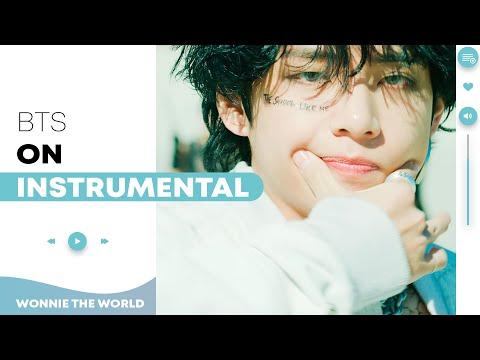 BTS - ON   Instrumental