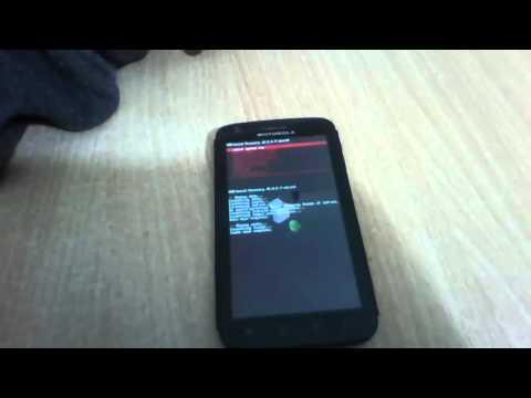 Como instalar Cyanogenmod en Motorola Atrix 4G (LOLLIPOP/KITKAT/JELLYBEAN) 2017