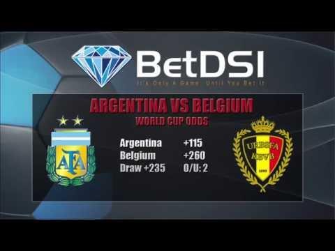 Argentina belgium betting odds samvo betting shops in leatherhead