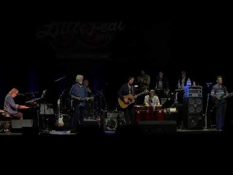 """Little Feat-""""Willin' """"-The Paramount-Huntington, NY-10/26/19"""