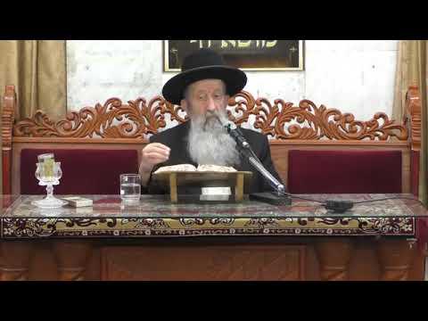הרב בן ציון מוצפי   הילולת שמואל הנביא חובה לצפות!