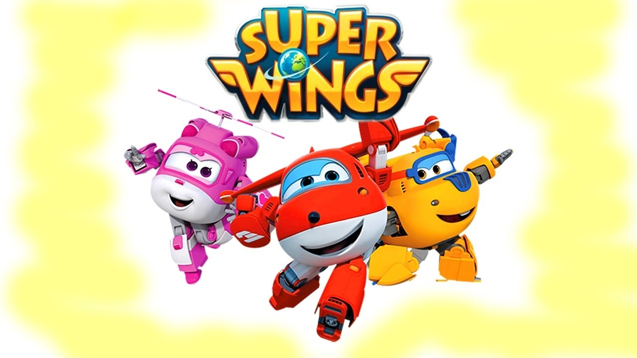 Super Wings Coloring Pages For Kids Youtube