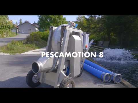 FAIVRE PESCAMOTION 8 Fish Pump