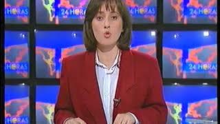 24 Horas com Candida Pinto - Canal1 RTP (1991)