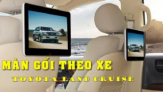 Man hinh goi android theo xe Land Cruise Toyota 2021NEW