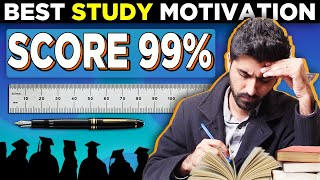 Best Studying Motivational Video for Students | How to become a Topper!  Mensutra