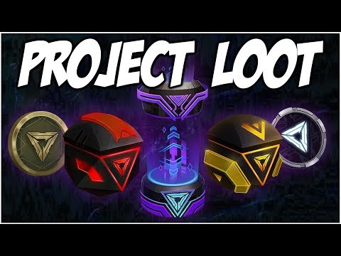 NEW PROJECT LOOT UNBOXING - Orbs and Capsules | League of Legends