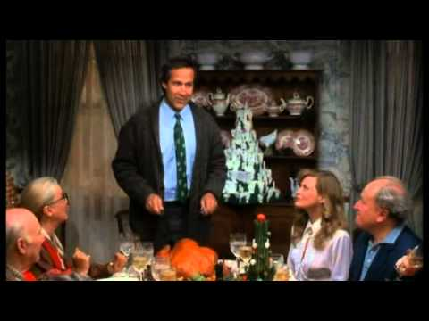 National Lampoon S Christmas Vacation Dinner Scene