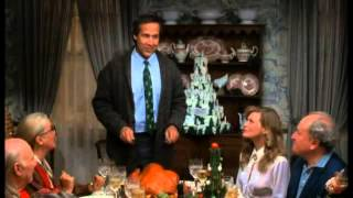 National Lampoon's Christmas Vacation Dinner Scene Complete